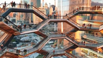 Vessel: Take a Walk Through the New NYC Attraction in Hudson Yards