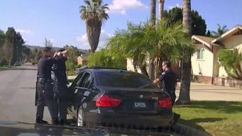 Video Captures Controversial Traffic Stop