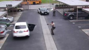 Video Released of Deputies Fatally Shooting a Man in Willowbrook Apartment Parking Lot