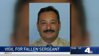 Community Gathers to Remember Sheriff's Sergeant Killed in Crash