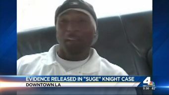 New Audio Released in Suge Knight Murder Trial