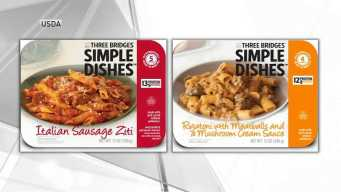 Over 35,000 Pounds of Valley Fine Foods Products Recalled