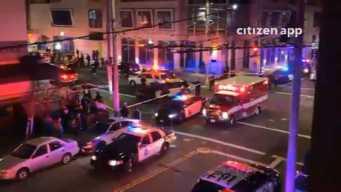 1 Dead, 5 Injured in San Francisco Shooting