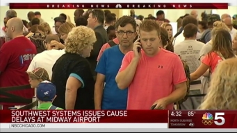 Southwest Air Briefly Grounded by Computer Issues