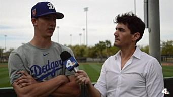 Walker Buehler Discover Your Dodgers (Full Interview)