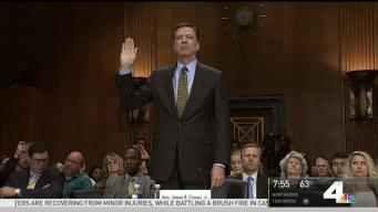 NewsConference: Washington Wrap-Up, Comey to Testify
