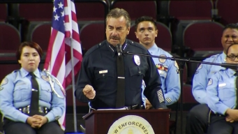Highlights of Chief Beck's Address to Cadets at Graduation