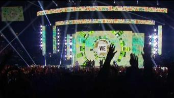 We Day: Stars Celebrate World Changing Students