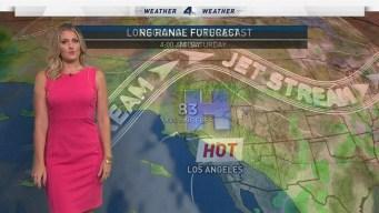 AM Forecast: Comfortable August Temperatures