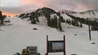 Watch the Sun Rise on Opening Day at Mammoth Mountain