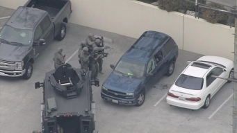 Gunman Opens Fire on Deputies at Sheriff's Station