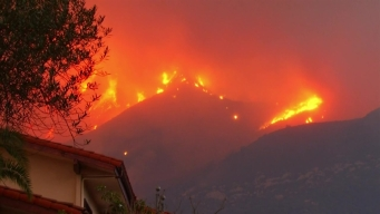 Ranchers Sue Utility Over Alleged Role in California Fire