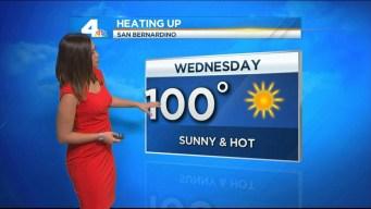 Heatwave Increases Fire Danger in SoCal
