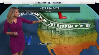 AM Forecast: Extreme Heat