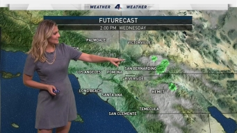 AM Forecast: Cooler, but Humid