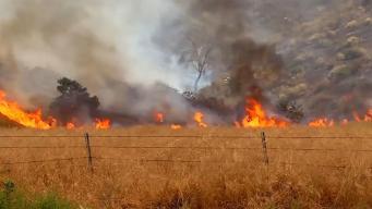 Two Sentenced for Starting Morris Fire North of Glendora