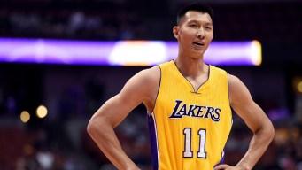 Report: Lakers To Waive Yi Jianlian on Monday