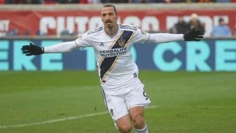Zlatan Ibrahimovic Talks Expectations Ahead of Sophomore MLS Season