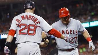 Angels Praise Mike Trout for 'Prioritizing Personal Values' After Manfred Comments