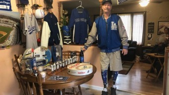 Dodgers Fan With Prosthetic Legs to Throw Out First Pitch