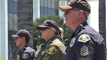 Anaheim Police Shootings Spike