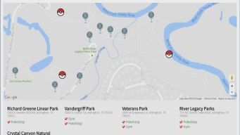 'Parkémon' Initiative in Texas Piggybacks on 'Pokémon Go'