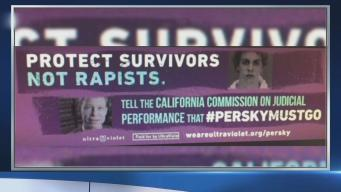 Billboard Calls for the Removal of Judge Persky