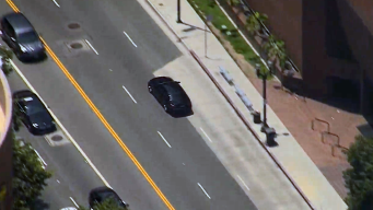 1 Captured, 2 Still On the Run After Pursuit Ends at Glendale Galleria