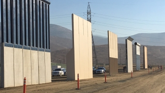 San Diego Spent $278K to Protect Border Wall Prototypes