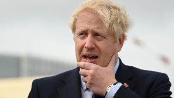 Johnson Denies Lying to Queen Over UK Parliament Suspension