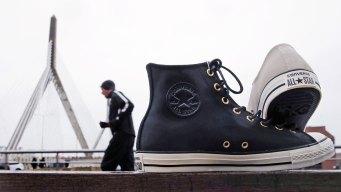 Sneaker Makers Stake Claim in Boston