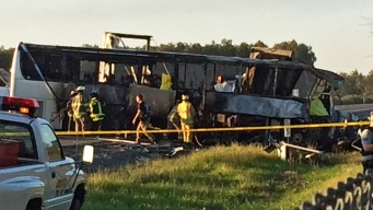 NTSB Issues Preliminary Report in Fatal Bus Crash