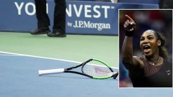 Newspaper Slammed for Cartoon of Serena Williams as Toddler