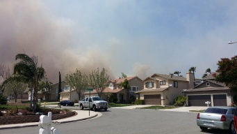 Etiwanda Fire Containment Grows