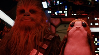 Chewie on This: 'Jedi' Costumes Fly for Hollywood