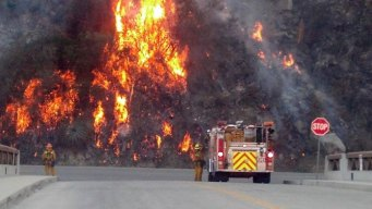 Men Ordered to Pay $9M for Starting Colby Fire