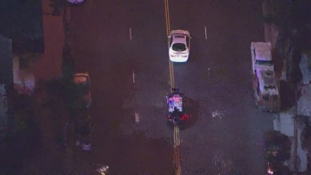 Multiple Agencies Tag Team to Halt Stolen Vehicle Pursuit