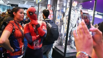 Weekend: Comic-Con International