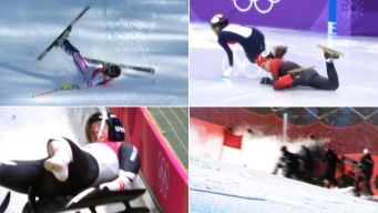 The Art of the Crash: PyeongChang Edition