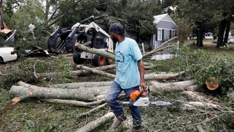 2 Dead as Storms Fray Nerves in Hurricane-Tossed Gulf Coast