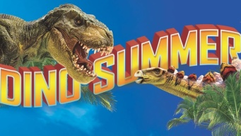 'Dino Summer' Roars at the Discovery Cube