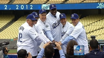 Dodgers Bring Home a Win for New Owners