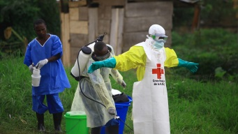Congo's Ebola Outbreak Now 2nd Largest in History, WHO Says