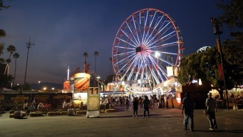 Sylmar Man Allegedly Threatened LA County Fair to Avoid Family Trip