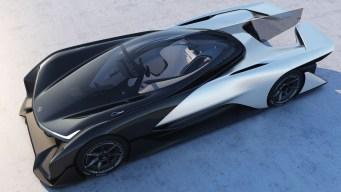 CES 2016: Robots, VR and a Slick Concept Car