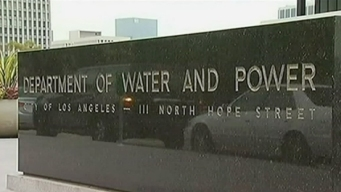 Widespread Power Outage Hits San Fernando Valley