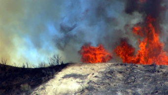 Powerhouse Fire Fight Continues, Evacuations Ordered