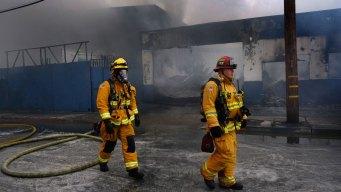 LA County Fire Department Hiring Paramedics