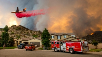More than 21,000 Residents Ordered to Evacuate Due to Holy Fire