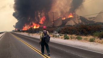 Some Evacuations Lifted in Blue Cut Fire